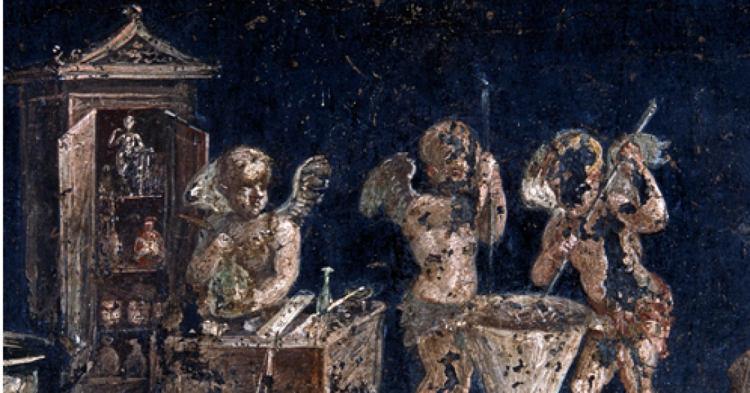 استفاده از عطر در روم باستان