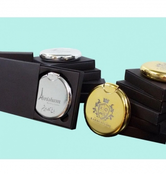 ادکلن تبلیغاتی 20میل سکه ای براق